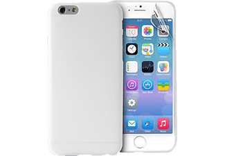 PURO PU-113413 Ultra Slim 0.3 Backcover Apple iPhone 6 Polycarbonat Transparent