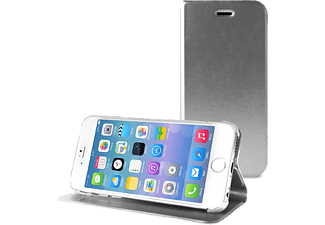 PURO PU-113550 Bookcover Apple iPhone 6 Polyurethan Silber