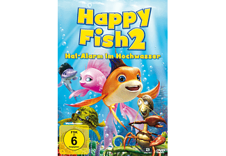 Happy Fish 2 - Hai-Alarm im Hochwasser [DVD]