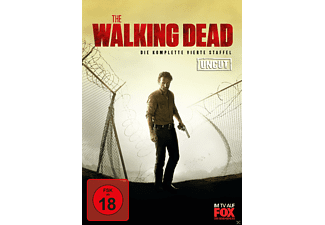 The Walking Dead - Staffel 4 (Uncut) - (DVD)