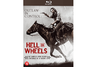 Hell On Wheels - Seizoen 3 | Blu-ray