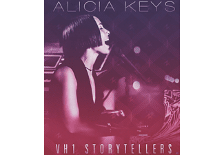 Alicia Keys - Vh1 Storytellers - (Blu-ray)