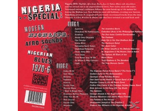 SOUNDWAY/VARIOUS - Nigeria Special - (CD)