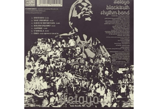 Black Truth Rhythm Band - Ifetayo [CD]