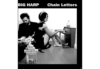 Big Harp - Chain Letters - (CD)