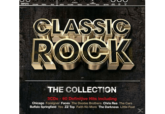 VARIOUS - CLASSIC ROCK - THE COLLECTION - (CD)