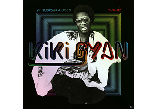 Kiki Gyan - 24 Hours In A Disco 1978-1982 [CD]