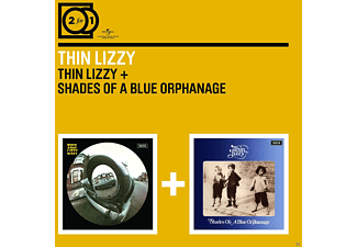 Thin Lizzy - 2 For 1: Thin Lizzy/Shades Of A Blue Orphanage [CD]