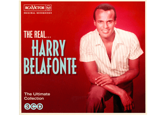 Harry Belafonte - The Real...Harry Belafonte - (CD)