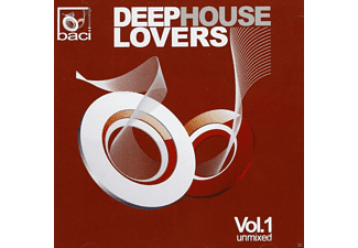 VARIOUS - Deephouse Lovers Vol.1 - (CD)