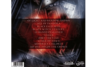 Nothgard - Age Of Pandora - (CD)