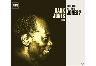Hank Jones - Have You Met This Jones? - (CD)