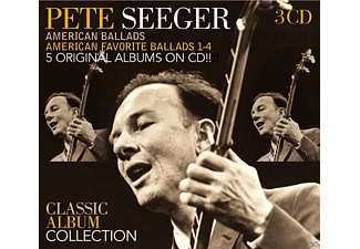 Pete Seeger - Classic Album Collection - (CD)