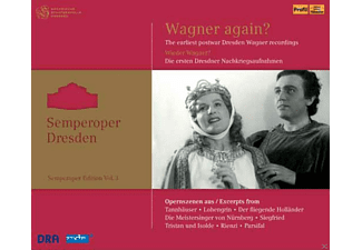 VARIOUS - Wagner Again? - (CD)