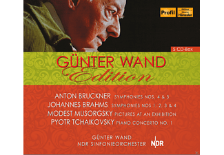 NDR Sinfonieorchester - Günter Wand Edition - (CD)