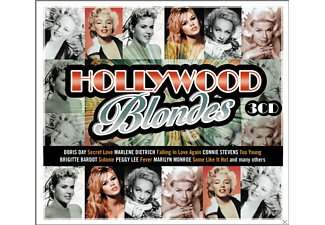 VARIOUS - Hollywood Blondes [Box-Set] [CD]