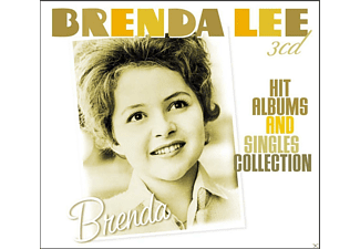 Brenda Lee - Hit Albums And Singles Collection [Box-Set] [CD]