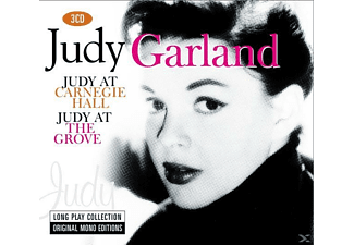 Judy Garland - Long Play Collection: Judy At Carnegie Hall / Judy At The Grove [CD]