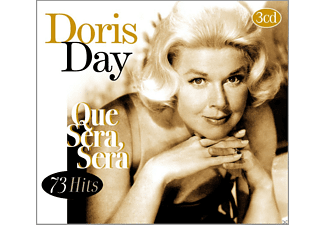 Doris Day - Que Sera, Sera - 73 Hits [CD]