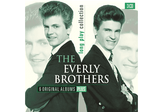 The Everly Brothers - Long Play Collection [CD]