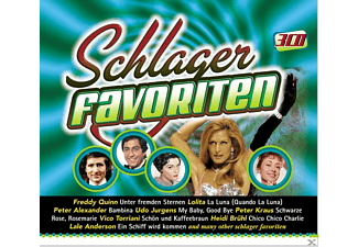 VARIOUS - Schlager Favoriten [CD]