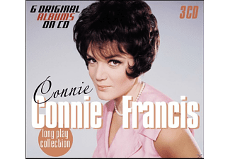 Connie Francis - Long Play Collection - 6 Original Albums On Cd [CD]
