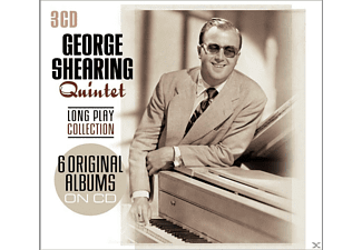 George Quintet Shearing - Long Play Collection-6 Original A - (CD)