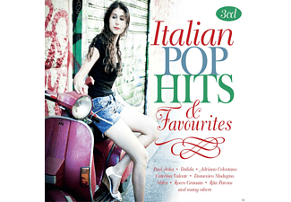 VARIOUS - Italian Pop Hits - (CD)