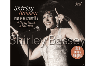 Shirley Bassey - Long Play Collection [CD]