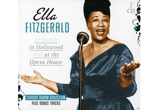 Ella Fitzgerald - Classic Album Collection Plus Bonus Tracks [CD]