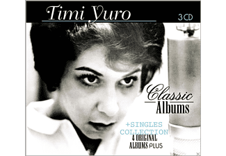 Timi Yuro - Classic Albums+Singles Collection [CD]