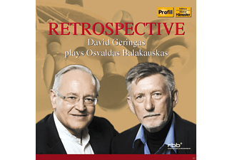 David Geringas, VARIOUS - Balakauskas: Retrospective - (CD)