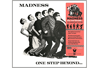 Madness - One Step Beyond-35th Anniversary Edition (CD+DVD) [CD + DVD]