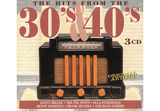 VARIOUS - The 30's & 40's - (CD)