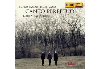 Boulanger Trio - Canto Perpetuo - (CD)