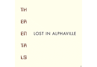 The Rentals - Lost In Alpahaville - (CD)