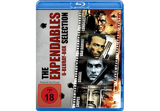 The Expendables Selection-Box [Blu-ray]
