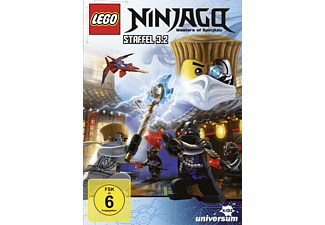 lego ninjago staffel 3 2 folgen 31 34 dvd tv. Black Bedroom Furniture Sets. Home Design Ideas