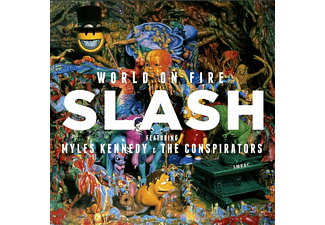 Slash - World On Fire | CD