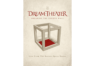 Dream Theater - Breaking The Fourth Wall (Live From The Boston Opera House) - (Blu-ray)