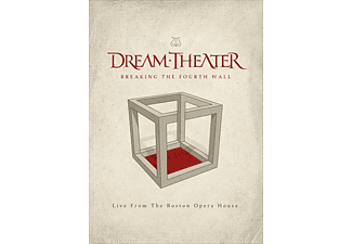 Dream Theater - Breaking The Fourth Wall (Live From The Boston Opera House) [DVD + Video Album]