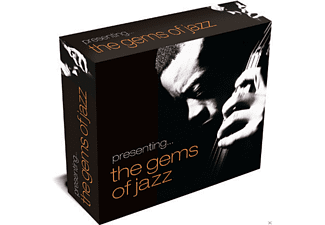 VARIOUS - Presenting: The Gems Of Jazz - (CD)