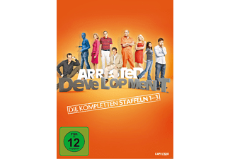 Arrested Development - Staffel 1-3 - (DVD)