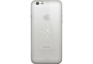 WHITE DIAMONDS Trinity Backcover Apple iPhone 6, iPhone 6s Kunststoff Crystal