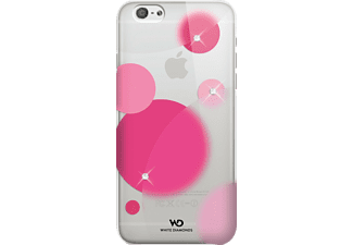 WHITE DIAMONDS Candy Backcover Apple iPhone 6, iPhone 6s Kunststoff Pink