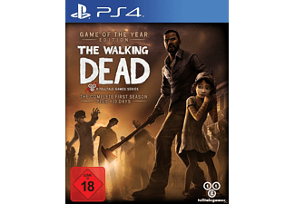 The Walking Dead - Game of the Year Edition - PlayStation 4