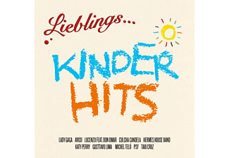 VARIOUS - Lieblings - Kinder Hits [CD]