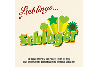 VARIOUS - Lieblings - Schlager Hits [CD]