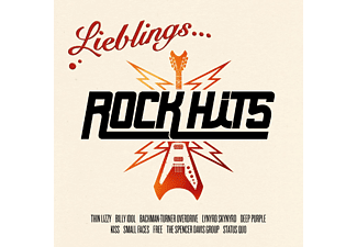 VARIOUS - Lieblings - Rock Hits - (CD)