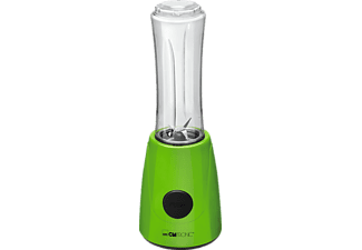 CLATRONIC SM 3593, Smoothie Maker, 250 Watt, Grün